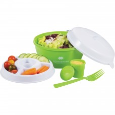Color Dip Salad Bowl Set
