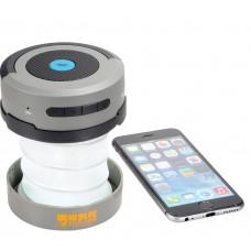 Bluetooth Accordion Lantern Flashlight