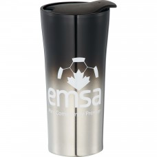 Swivel Lid Stainless Tumbler