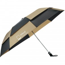 "55"" Totes® Auto Open Vented Golf Umbrella"