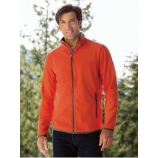 NEW! EDDIE BAUER® FULL ZIP VERTICAL FLEECE JACKET